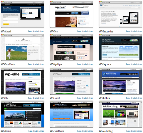 Solostream - Premium WordPress Themes