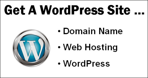 Get A WordPress Site!